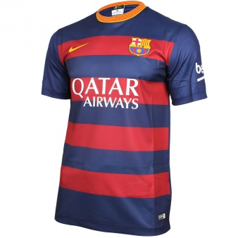 Koszulka Nike FC Barcelona Home Supporters 658774 422